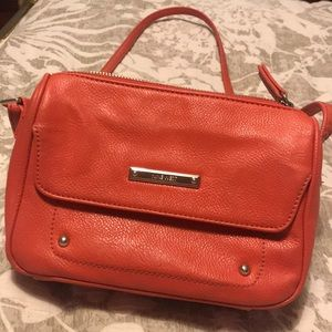 Sling bag from Nine west - Coral red